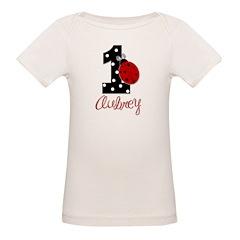 1 Ladybug AUBREY - Custom T-Shirt