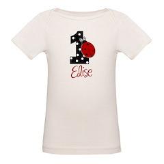 1 Ladybug ELISE - Custom T-Shirt