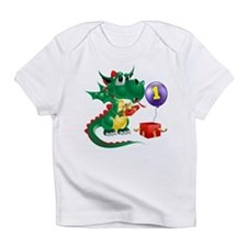 Dragon 1st Birthday Infant T-Shirt