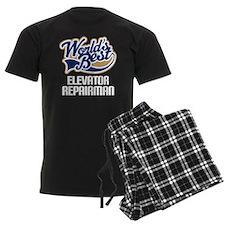 Elevator Repairman (Worlds Best) Pajamas