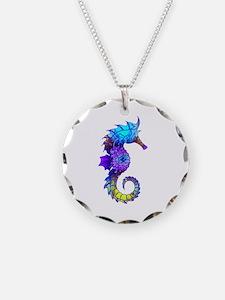 Sigmund Seahorse Necklace