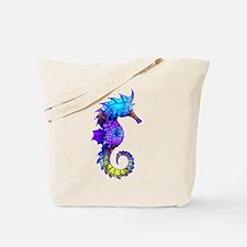 Sigmund Seahorse Tote Bag