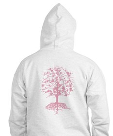 Guitars Tree w/Roots Hoodie