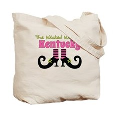 Wicked Witch of Kentucky Tote Bag