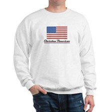 Christian American Sweatshirt