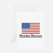 Christian American Greeting Cards (Pk of 10)
