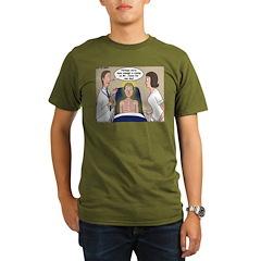 Dentist X-Ray Organic Men's T-Shirt (dark)