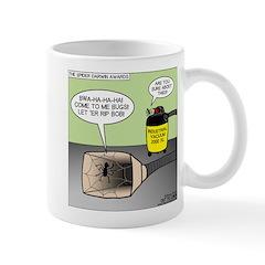 Spider Darwin Award Winner Mug