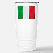 Italy flag Stainless Steel Travel Mug