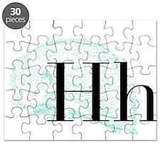 Menagegram Puzzle