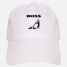 Office Worker Baseball Baseball Cap