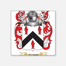 Tubbs Family Crest (Coat of Arms) Sticker