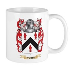 Tubbs Family Crest (Coat of Arms) Mugs
