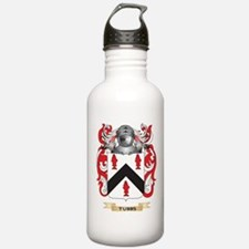 Tubbs Family Crest (Coat of Arms) Water Bottle