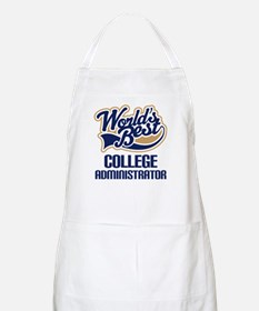 College Administrator (Worlds Best) Apron