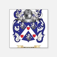 Tucker Family Crest (Coat of Arms) Sticker
