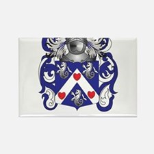 Tucker Family Crest (Coat of Arms) Magnets