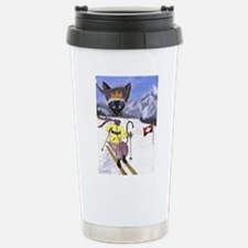 Siamese Queen of Switzerland Travel Mug