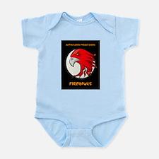 Firehawk Logo Body Suit