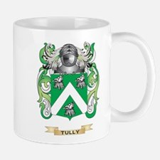 Tully Family Crest (Coat of Arms) Mugs
