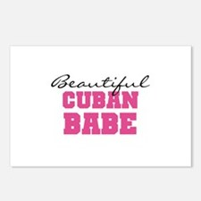 Cuban Babe Postcards (Package of 8)