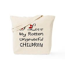 Rotten Children Tote Bag