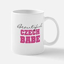 Czech Babe Small Small Mug