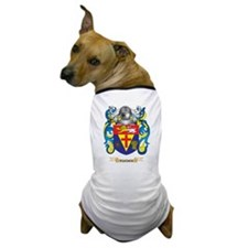 Tuohy Family Crest (Coat of Arms) Dog T-Shirt