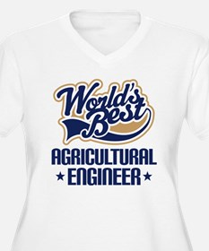 Agricultural Engineer (Worlds Best) T-Shirt