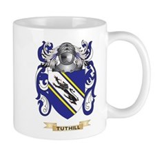 Tuthill Family Crest (Coat of Arms) Mugs