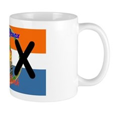 BX The Bronx New York Mug