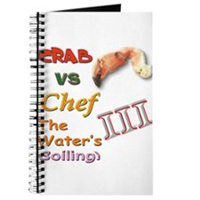 Crab Vs. Chef III Journal