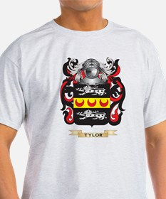 Tylor Family Crest (Coat of Arms) T-Shirt