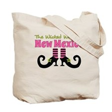 Wicked Witch of New Mexico Tote Bag