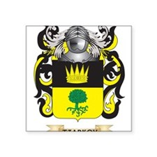 Tzarkov Family Crest (Coat of Arms) Sticker