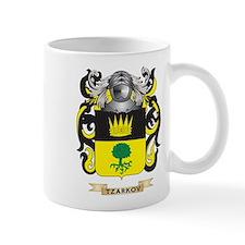 Tzarkov Family Crest (Coat of Arms) Mugs