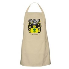 Tzarkov Family Crest (Coat of Arms) Apron