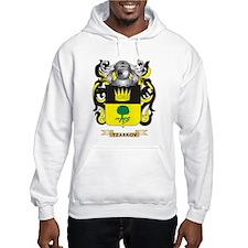Tzarkov Family Crest (Coat of Arms) Hoodie