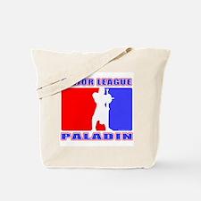 Major League Paladin Tote Bag