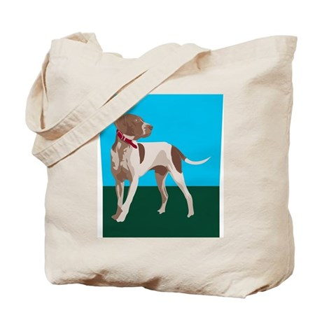 Pointer (Front) Tote Bag