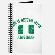 Life is better with Nigerian Journal