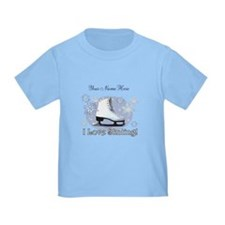 I Love Skating! T-Shirt