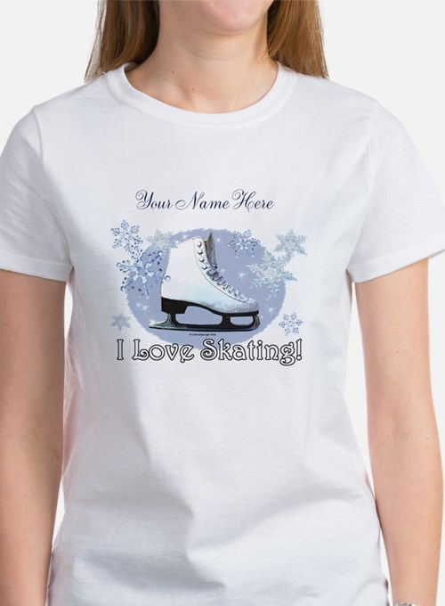 I Love Skating! T-Shirt