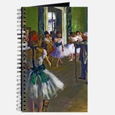 Degas - The Ballet Class Journal
