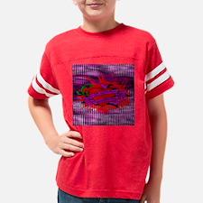 psycho designs 9x9 Youth Football Shirt