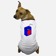 Apple Juice Box Dog T-Shirt