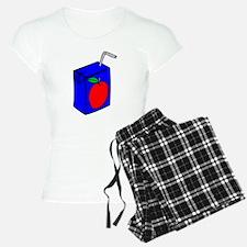 Apple Juice Box Pajamas
