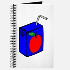 Apple Juice Box Journal