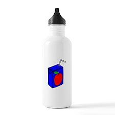 Apple Juice Box Water Bottle