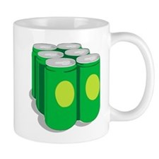 6-Pack of Soda Pop Cans Mugs